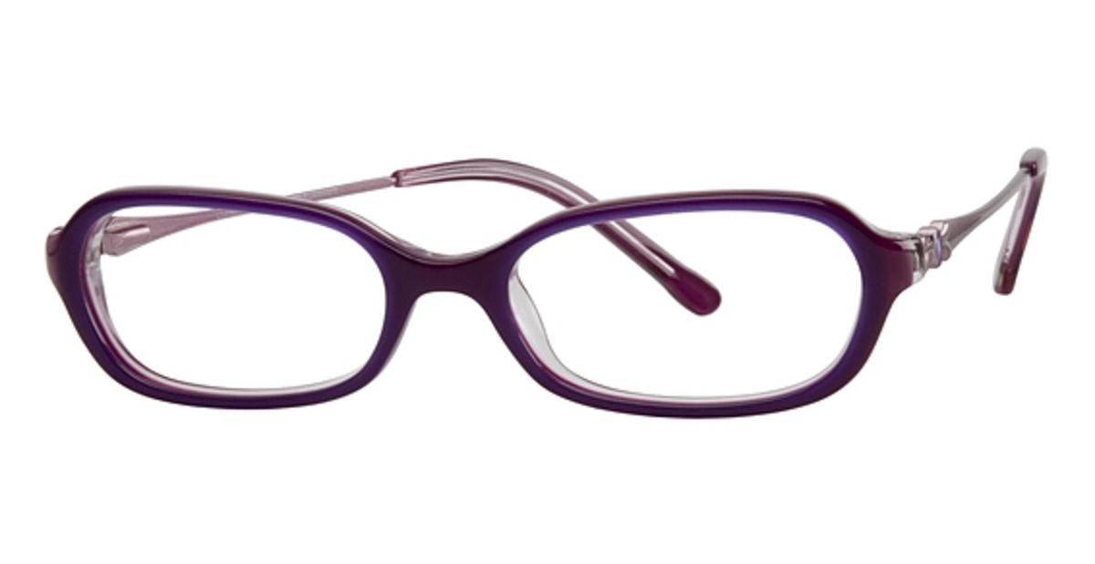 Jessica Mcclintock Glasses Frames : Jessica McClintock JMC 409 Eyeglasses Frames