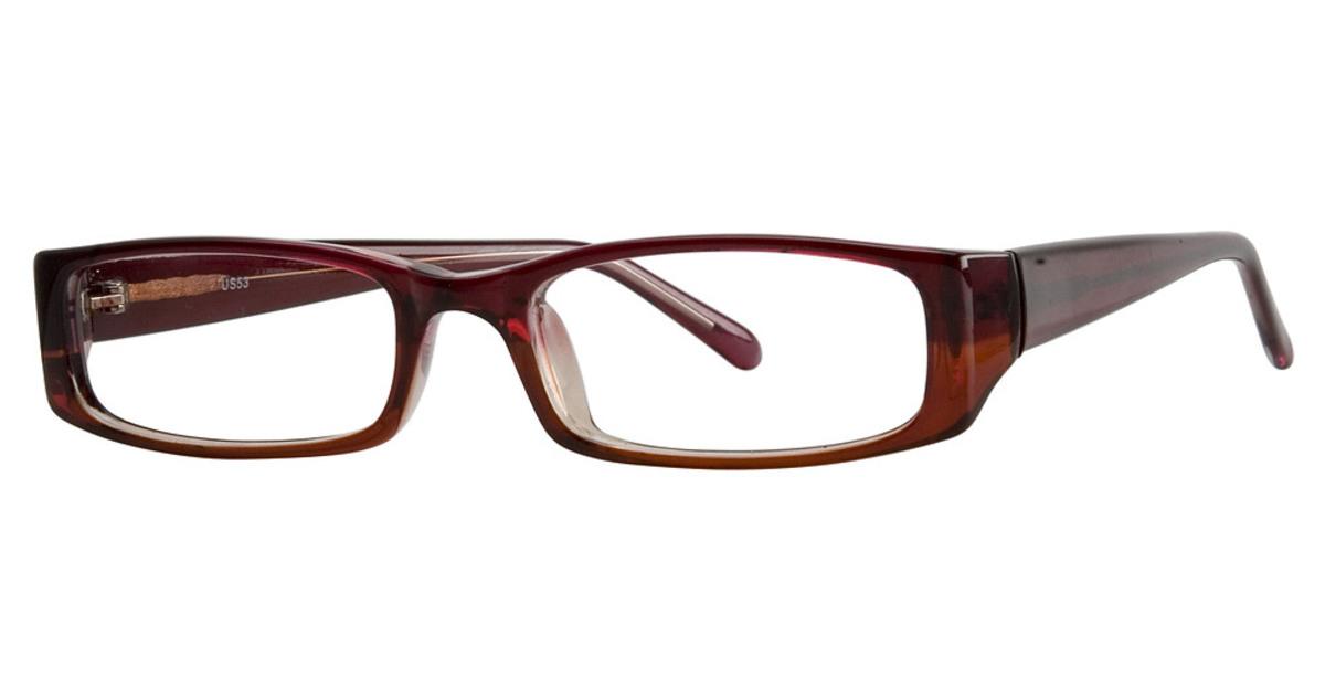 Capri Optics US 53 Eyeglasses Frames