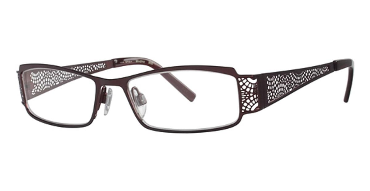 Eyeglass Frames Via Spiga : Via Spiga Mindino Eyeglasses Frames