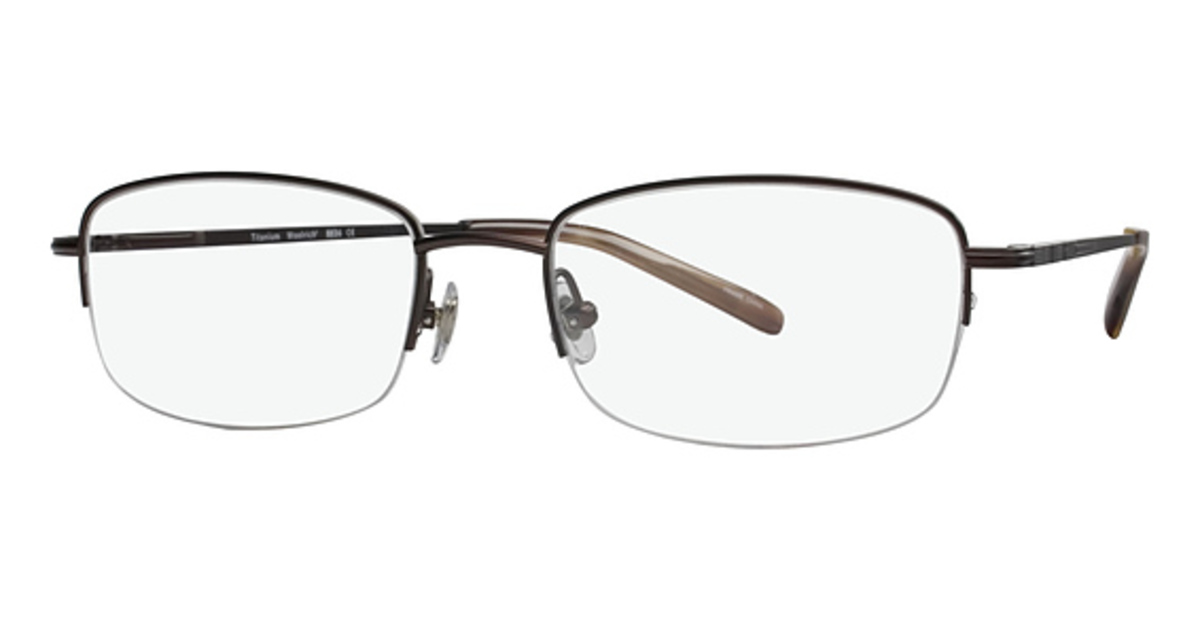 Eyeglasses Frame Titanium : Woolrich Titanium 8836 Eyeglasses Frames