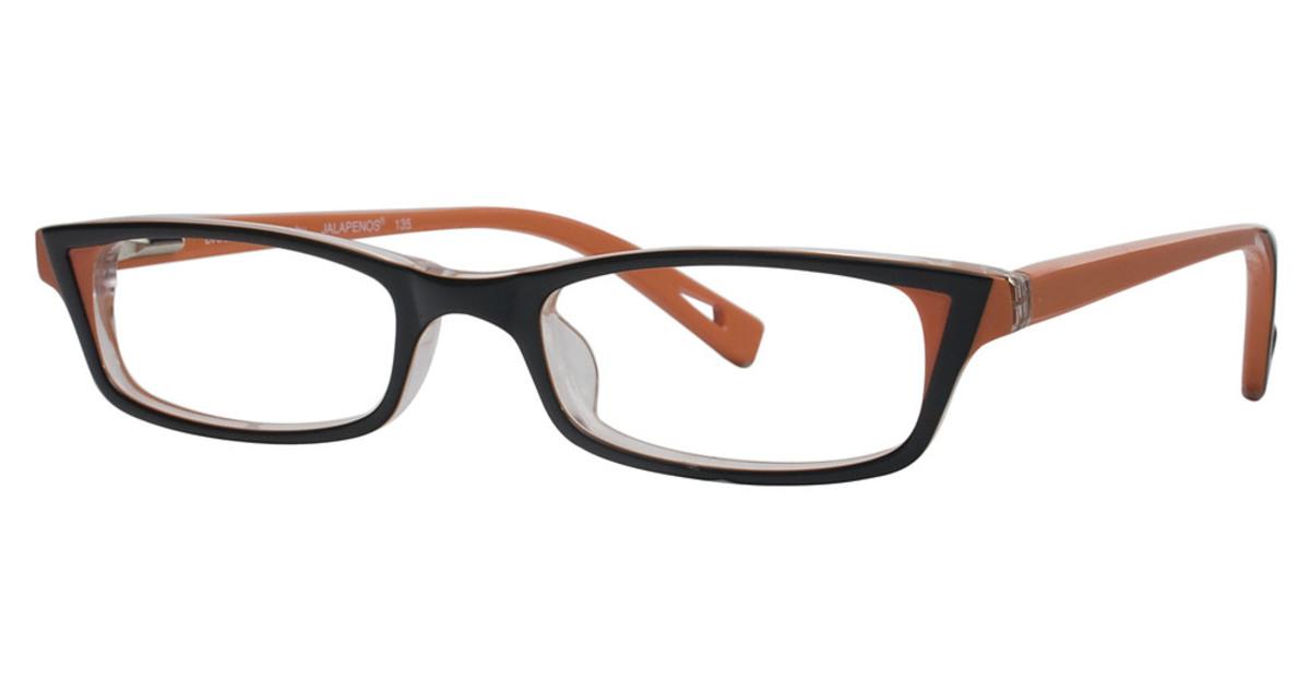 A&A Optical Bananarama Eyeglasses