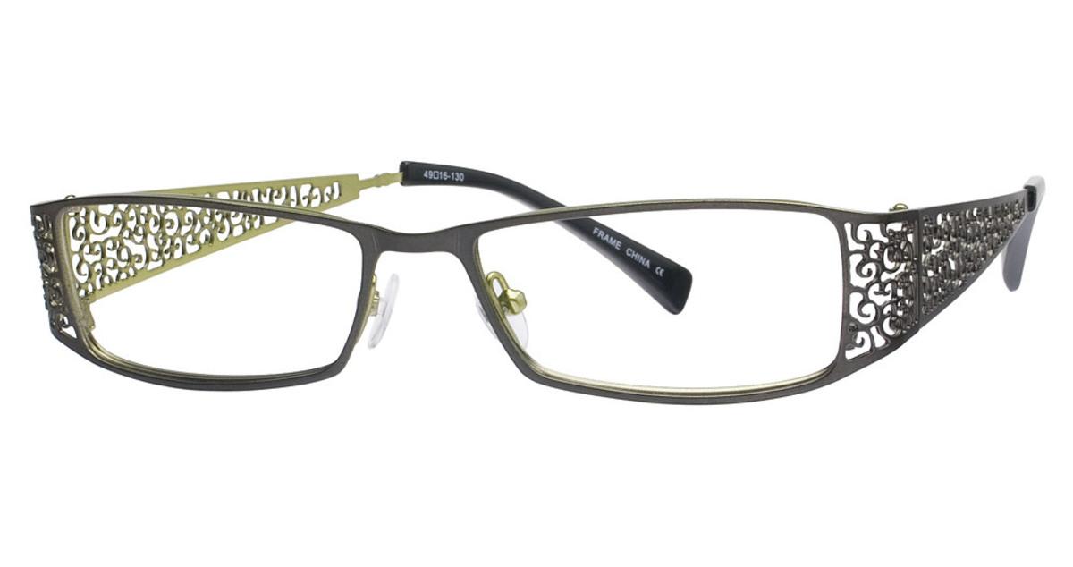 eb25e8f84627 Norma Kamali 7281 Eyeglasses Frames