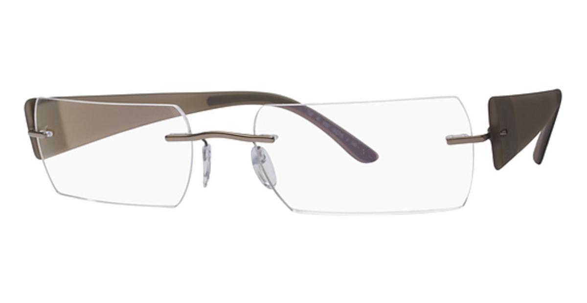 Eyeglasses Frames Silhouette : Silhouette 7597 Eyeglasses Frames