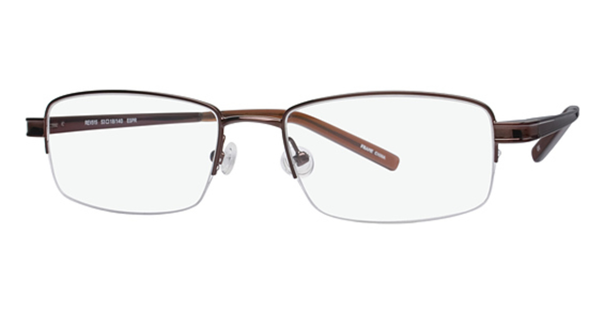 revolution eyewear rev515 eyeglasses frames