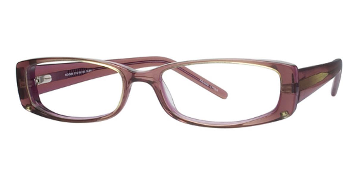 revolution eyewear rev589 eyeglasses frames