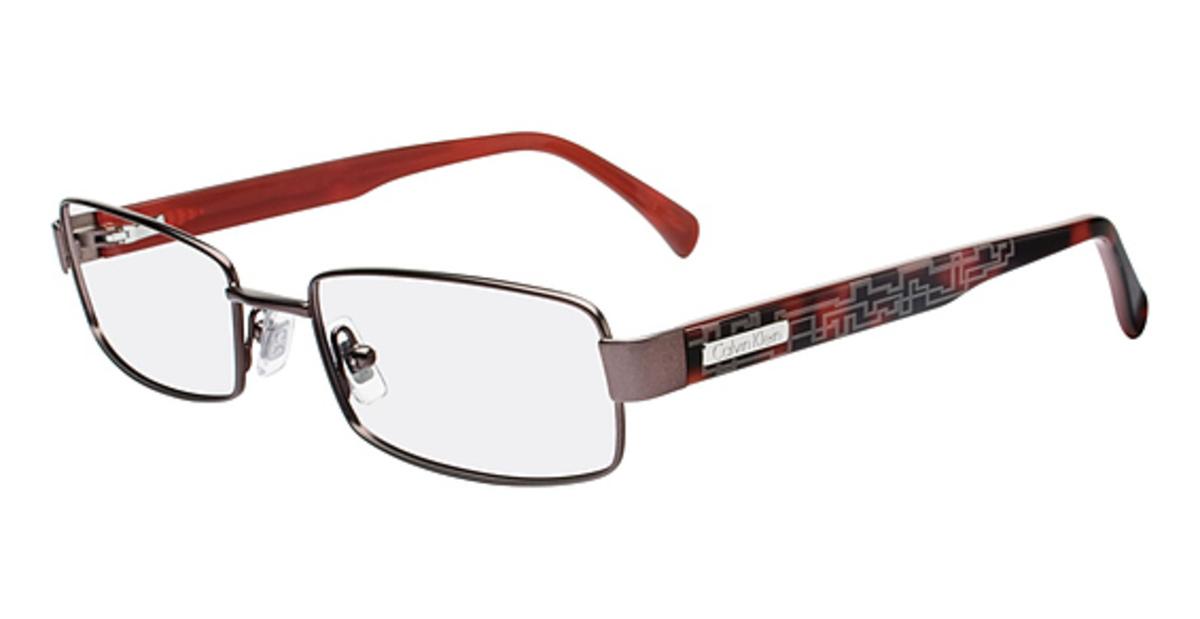 Calvin Klein Blue Frame Glasses : Calvin Klein CK946 Eyeglasses Frames