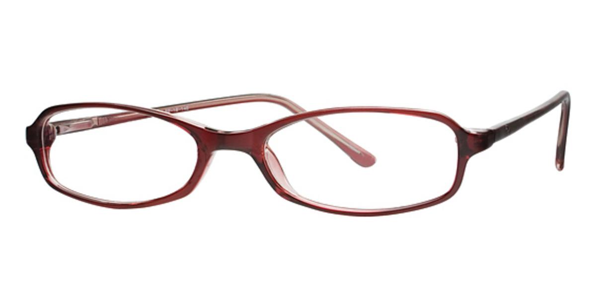 Eyeglass Frames Gloria Vanderbilt : Gloria Vanderbilt Gloria By 4006 Eyeglasses Frames