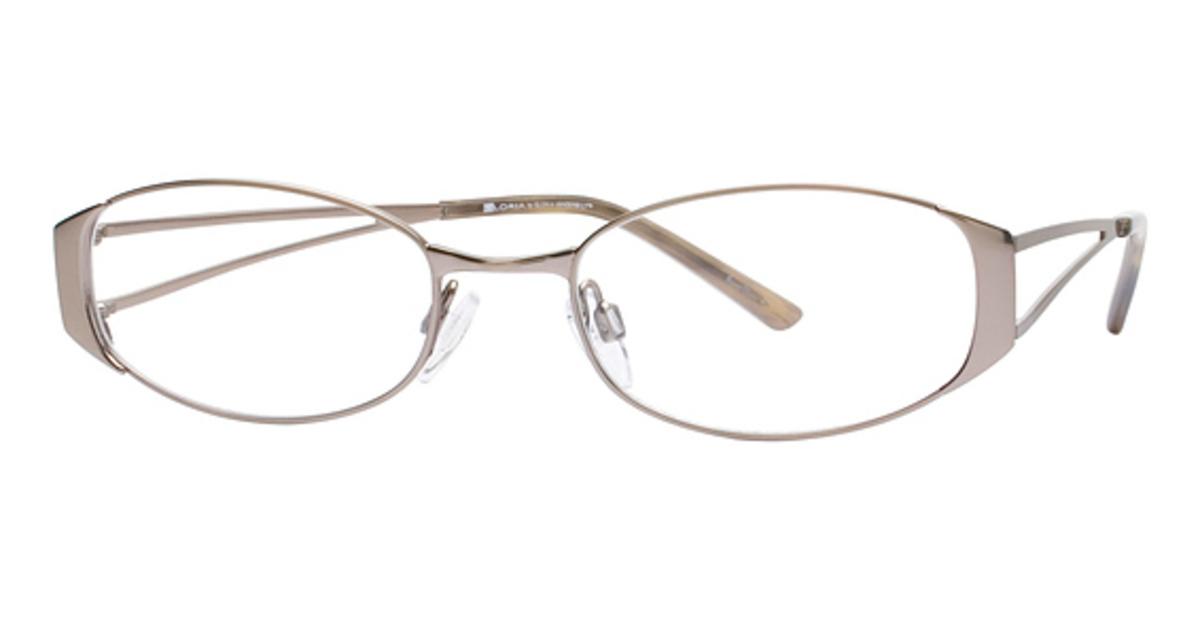 Eyeglass Frames Gloria Vanderbilt : Gloria Vanderbilt Gloria By 4008 Eyeglasses Frames