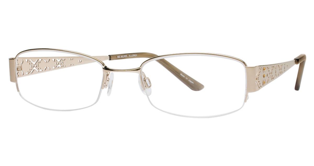 Eyeglass Frames Titanium : Charmant Titanium TI 10825 Eyeglasses Frames