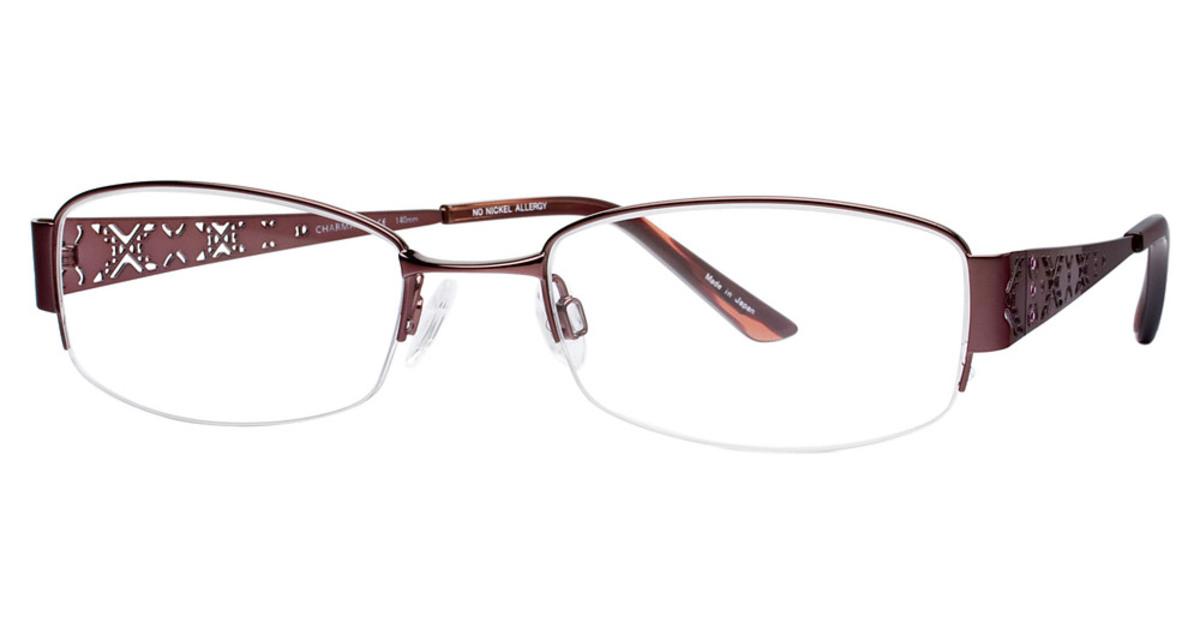 Eyeglasses Frame Titanium : Charmant Titanium TI 10825 Eyeglasses Frames