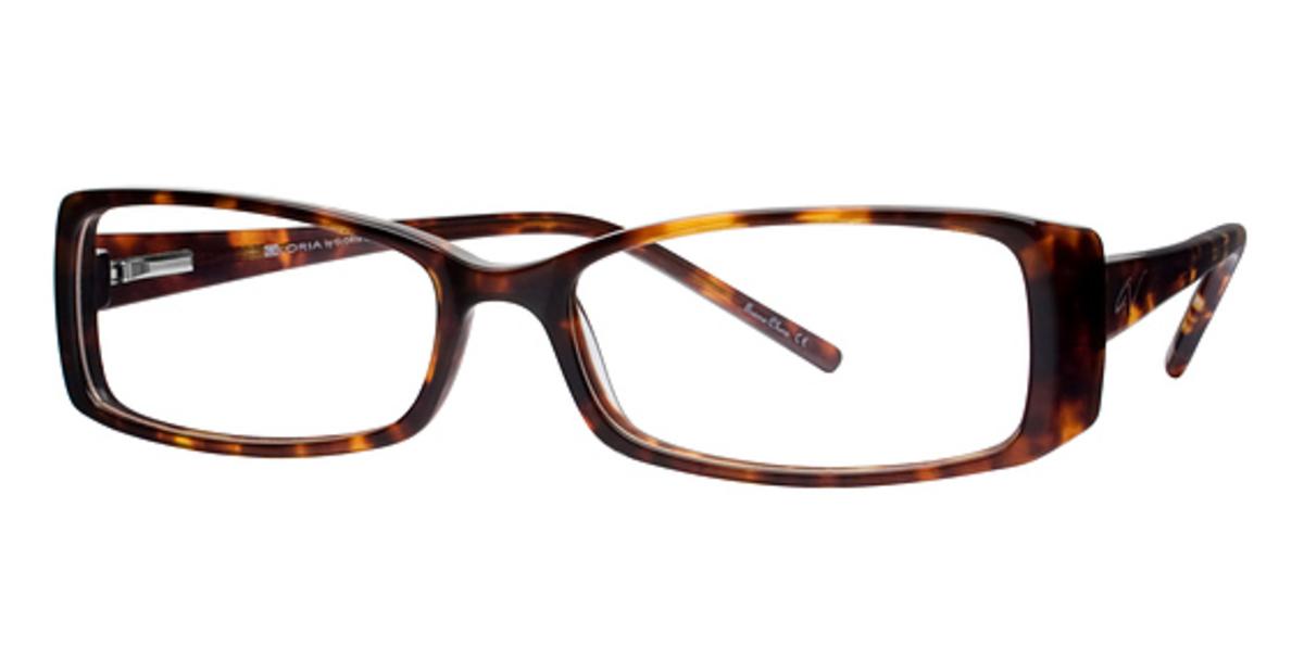 Eyeglass Frames Gloria Vanderbilt : Gloria Vanderbilt Gloria By 4009 Eyeglasses Frames
