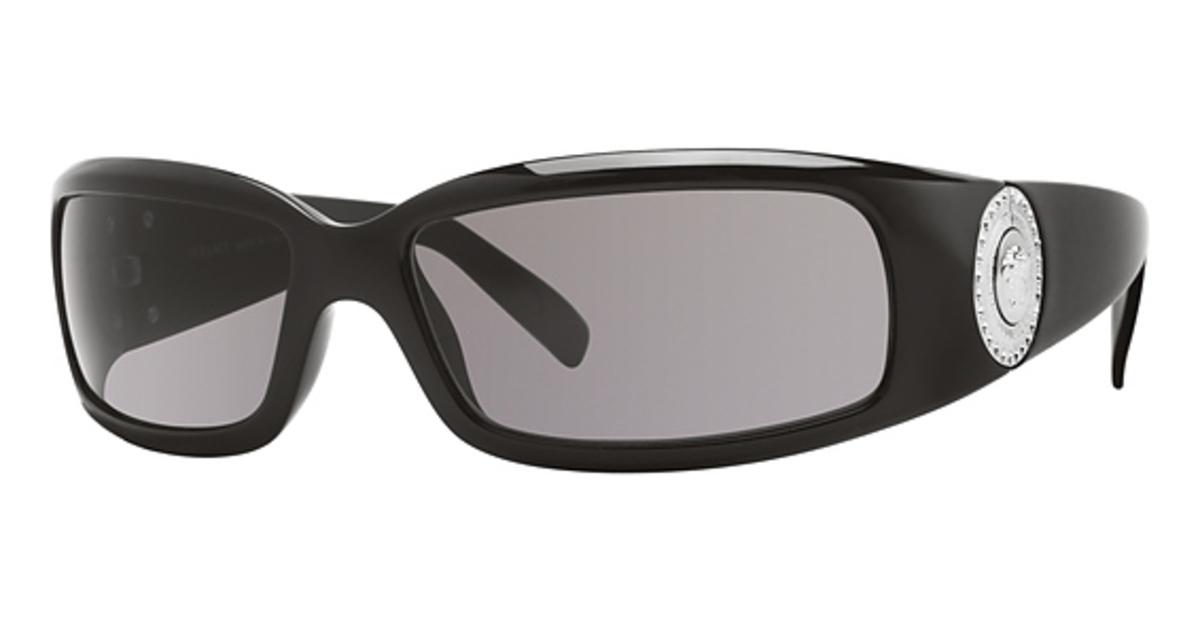 Versace Eyeglass Frames Ve1140 : Versace VE4044B Sunglasses