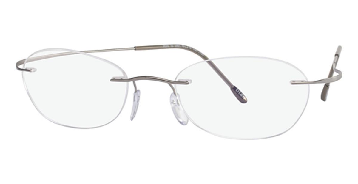 Eyeglasses Frames Silhouette : Silhouette 6684 Eyeglasses Frames
