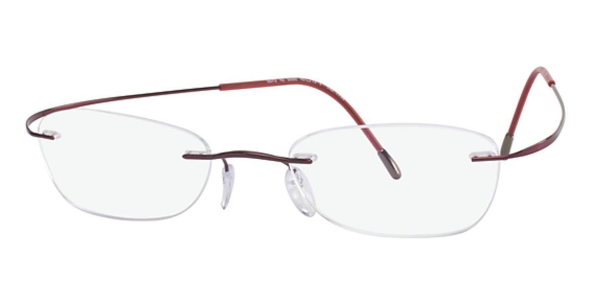 Silhouette Eyeglass Frames Warranty : Silhouette 6670 Eyeglasses Frames