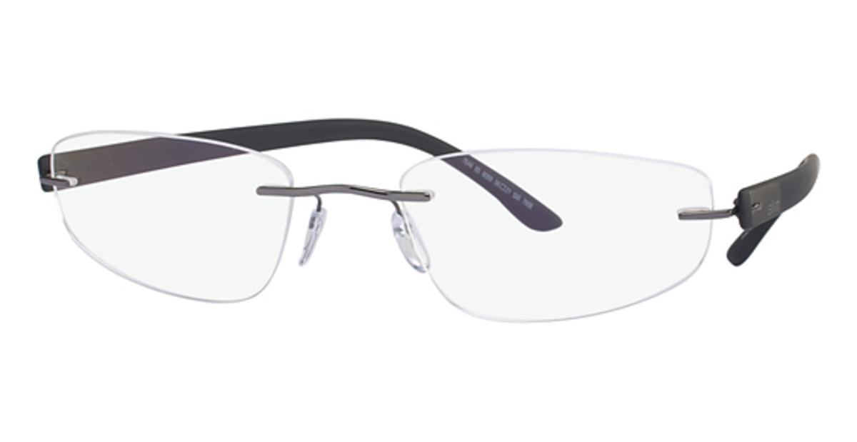 Silhouette Eyeglass Frames Warranty : Silhouette 7644 Eyeglasses Frames