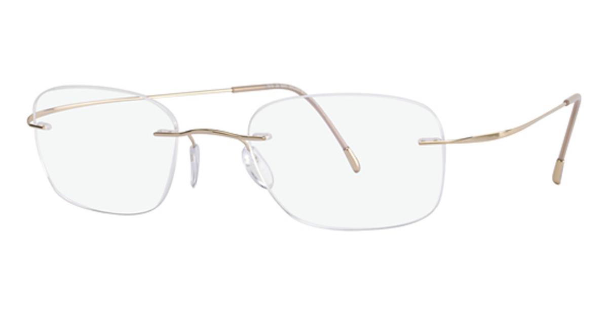Eyeglasses Frames Silhouette : Silhouette 7610 Eyeglasses Frames