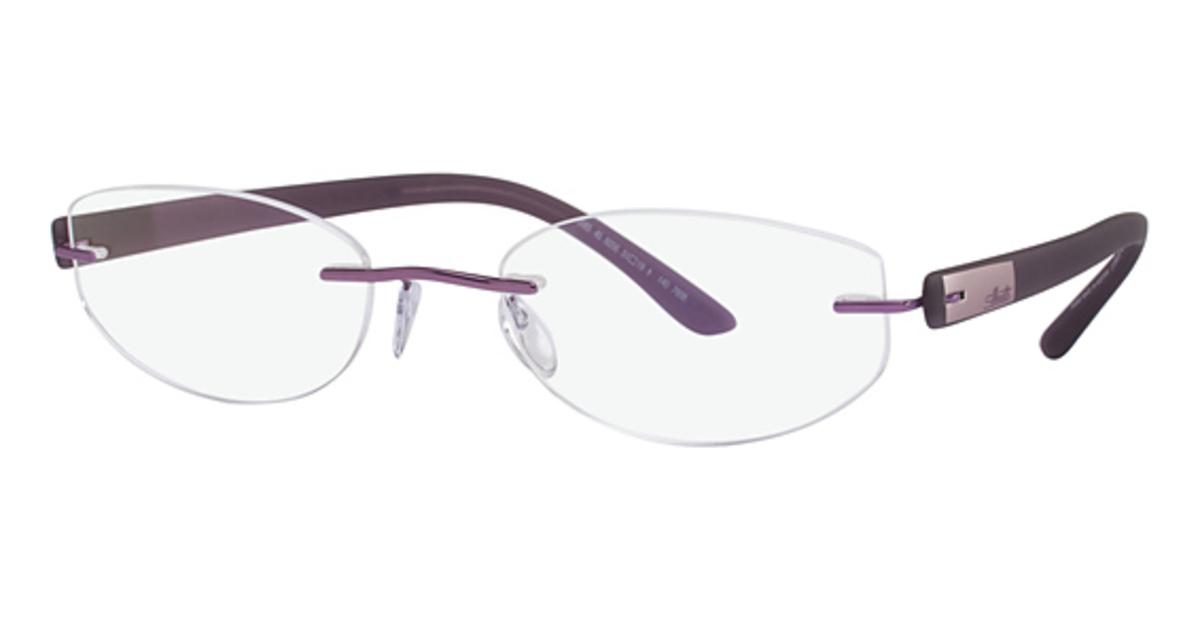 Silhouette 6665 Eyeglasses