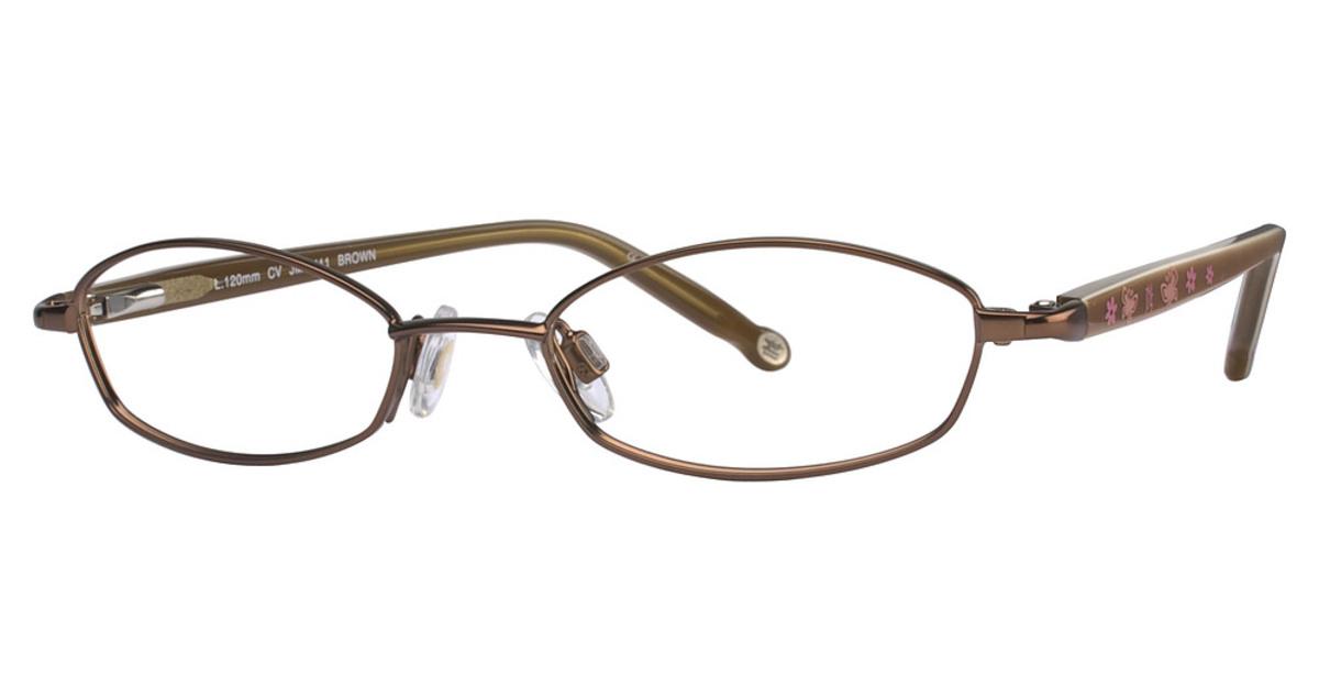 Jessica Mcclintock Glasses Frames : Jessica McClintock JMC 411 Eyeglasses Frames