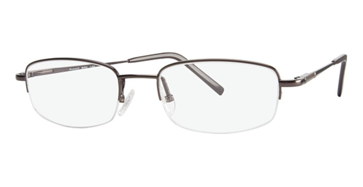 Vans Glasses Frame : Van Heusen Russell Eyeglasses Frames