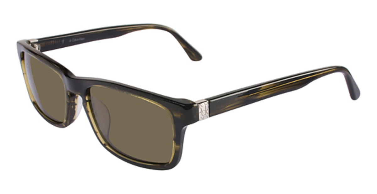 Calvin Klein Black Frame Glasses : cK Calvin Klein ck4089S Sunglasses
