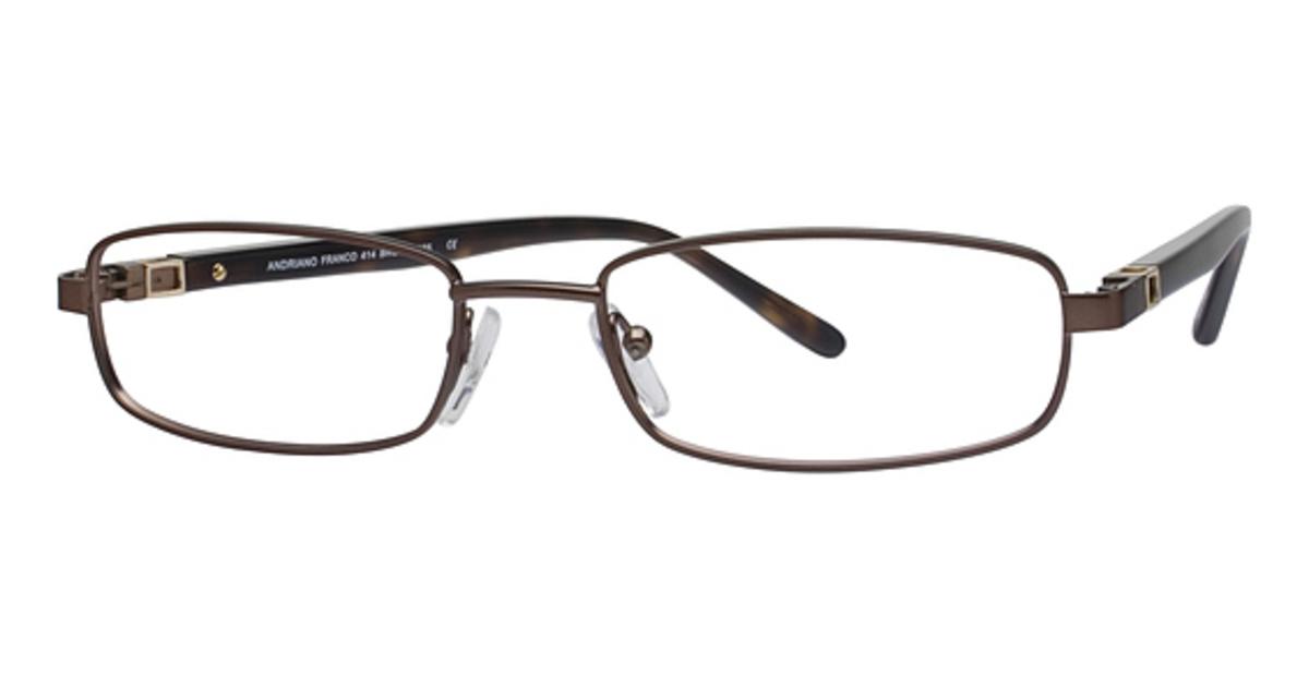 Sans Pareil Adriano Franco 414 Eyeglasses