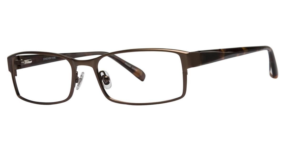 Jones Of New York Eyeglass Frames : Jones New York Men J320 Eyeglasses Frames