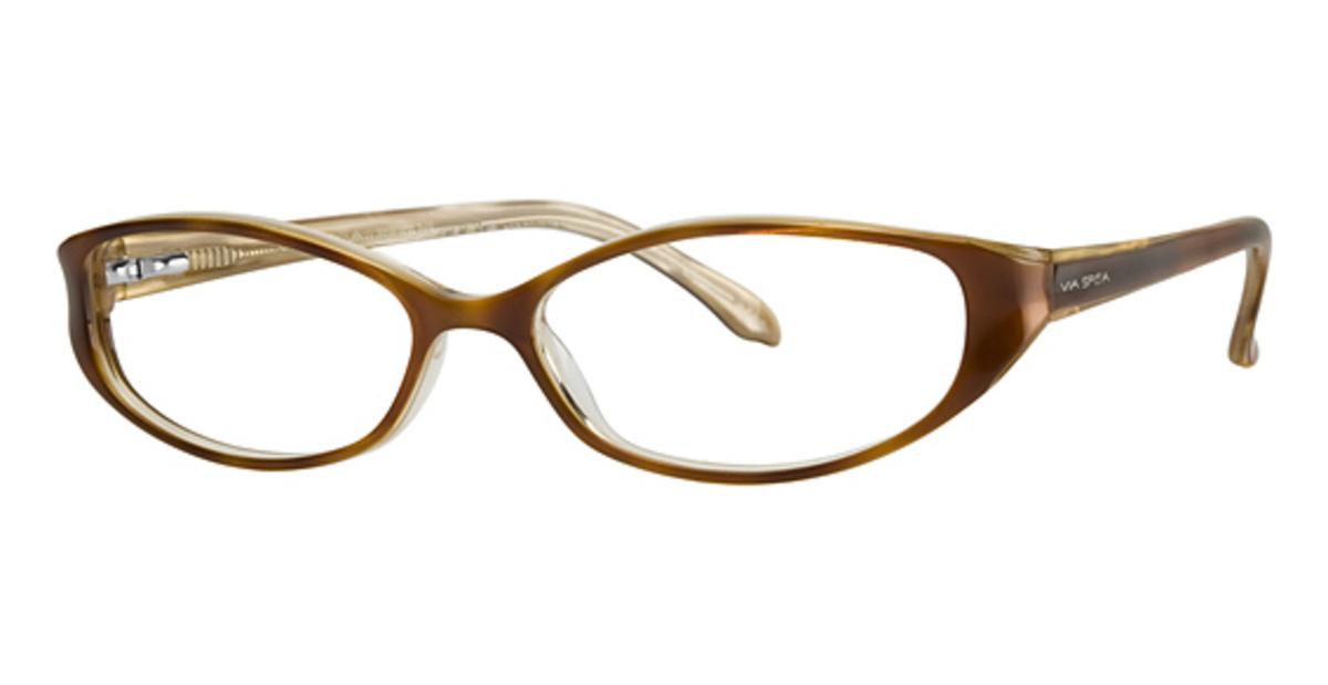 Eyeglass Frames Via Spiga : Via Spiga Striano Eyeglasses Frames