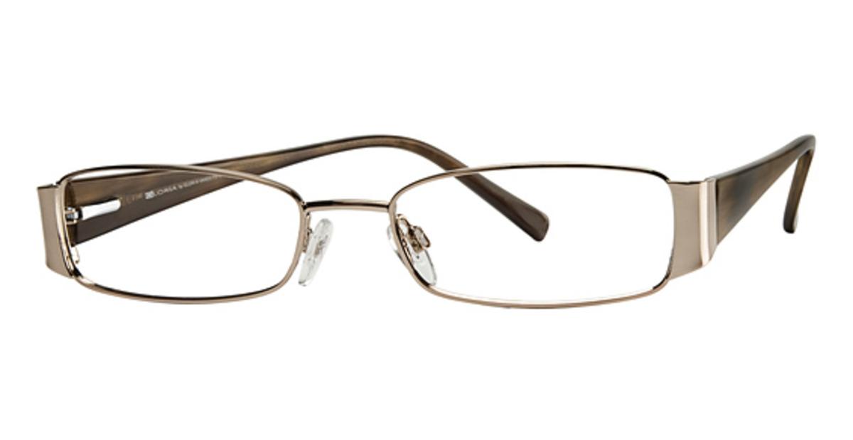 Eyeglass Frames Gloria Vanderbilt : Gloria Vanderbilt Gloria By 4015 Eyeglasses Frames