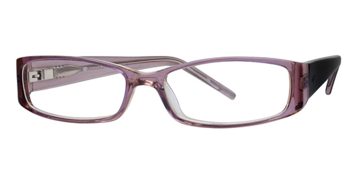 Eyeglass Frames Gloria Vanderbilt : Gloria Vanderbilt Gloria By 4014 Eyeglasses Frames