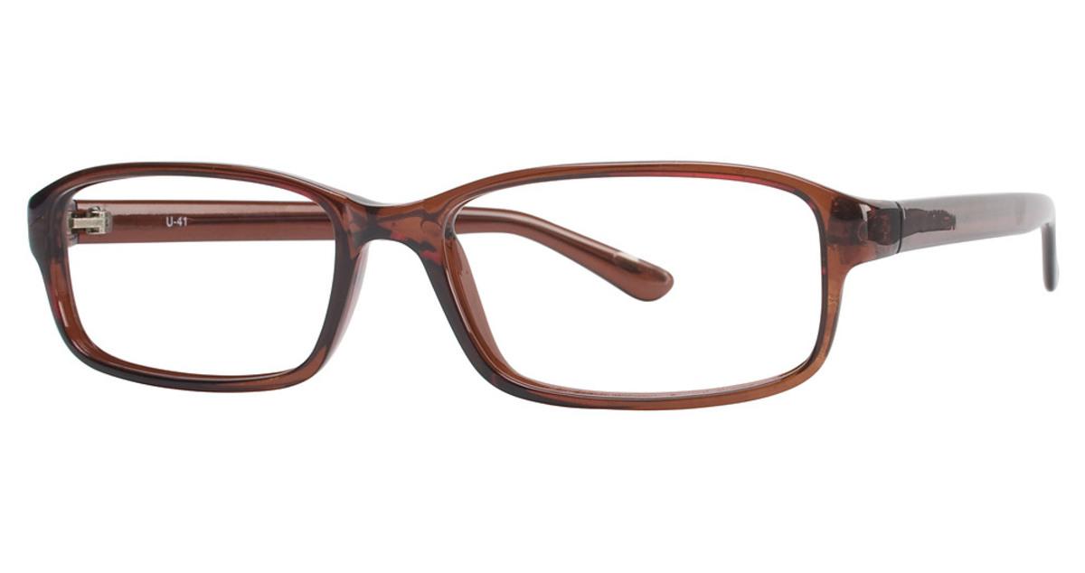 b7020574b4 Capri Optics U-41 Eyeglasses Frames