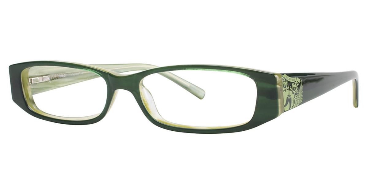 A&A Optical Fierce Eyeglasses