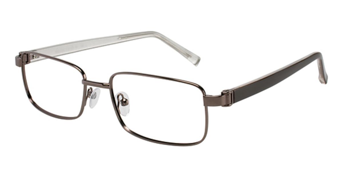 Silver Dollar Santos Eyeglasses