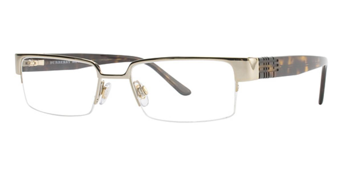 Burberry Eyeglass Frame Warranty : Burberry BE1110 Eyeglasses Frames