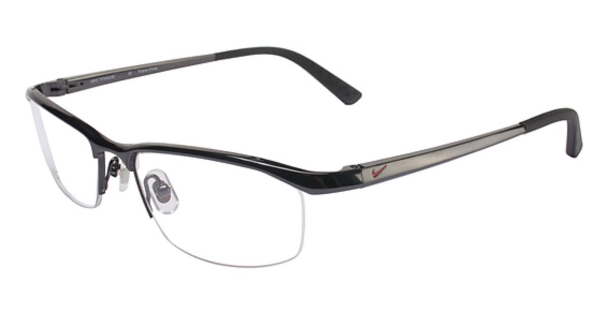 Nike 7223 Eyeglasses Frame : Nike 6037 Eyeglasses Frames