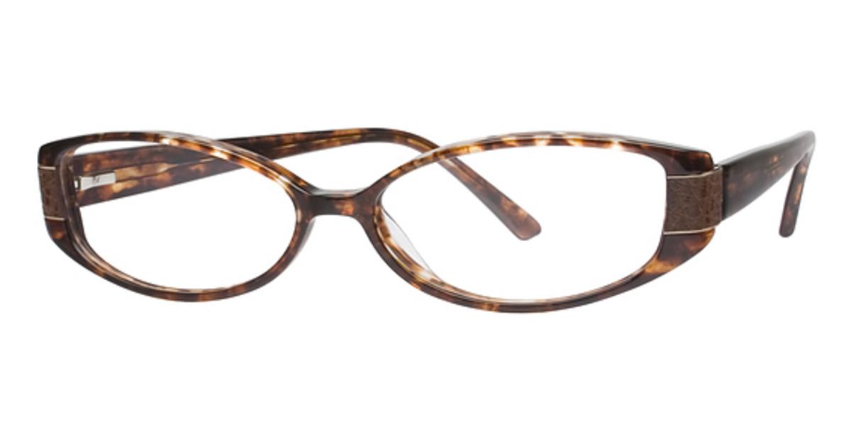 Eyeglass Frames Via Spiga : Via Spiga Domicella Eyeglasses Frames