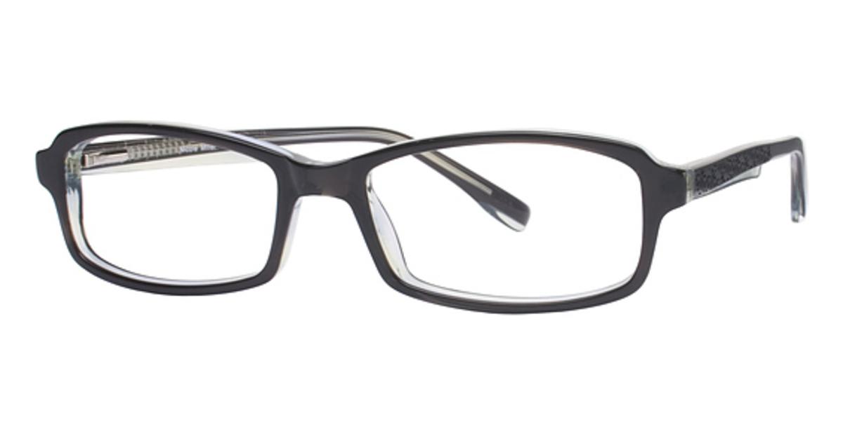 Nicole Miller Bauhaus Eyeglasses Frames