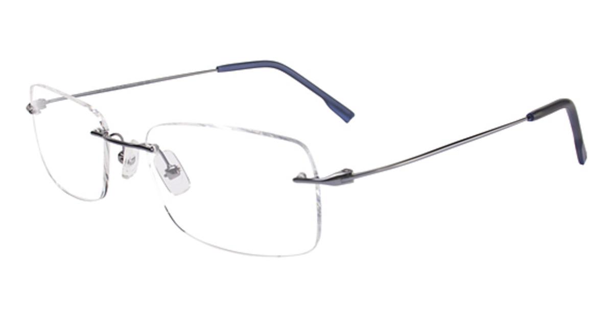 Best No Frame Glasses : Calvin Klein CK7503 Eyeglasses Frames