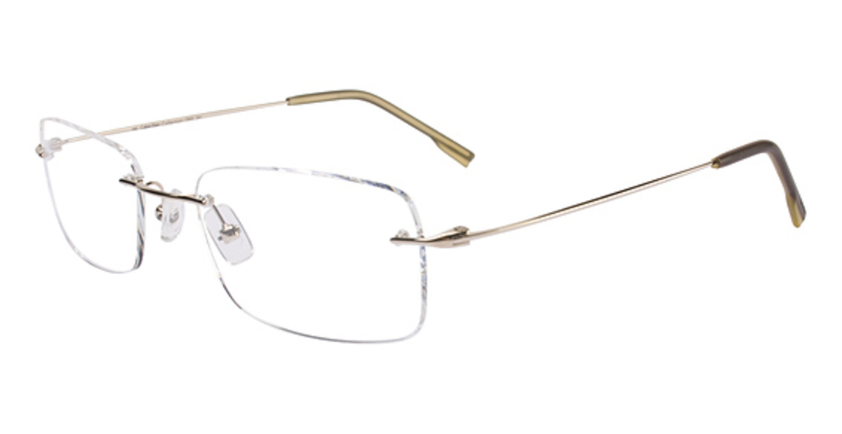 Calvin Klein Eyeglass Frames Titanium : Calvin Klein CK7503 Eyeglasses Frames