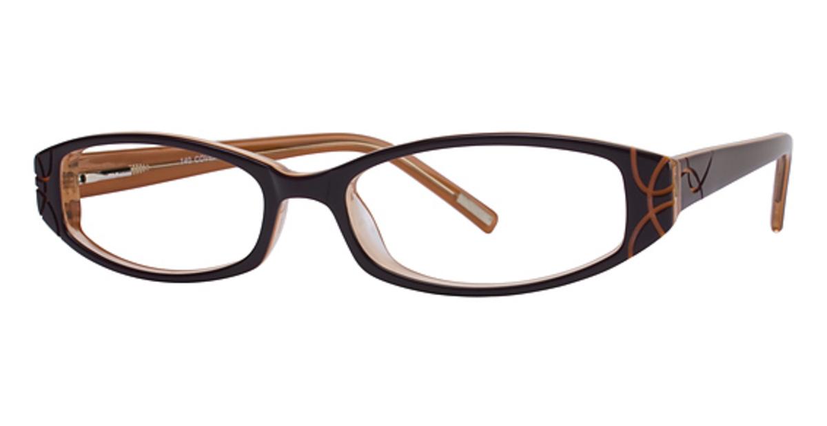 Eyeglass Frames Cover Girl : Cover Girl CG370 Eyeglasses Frames