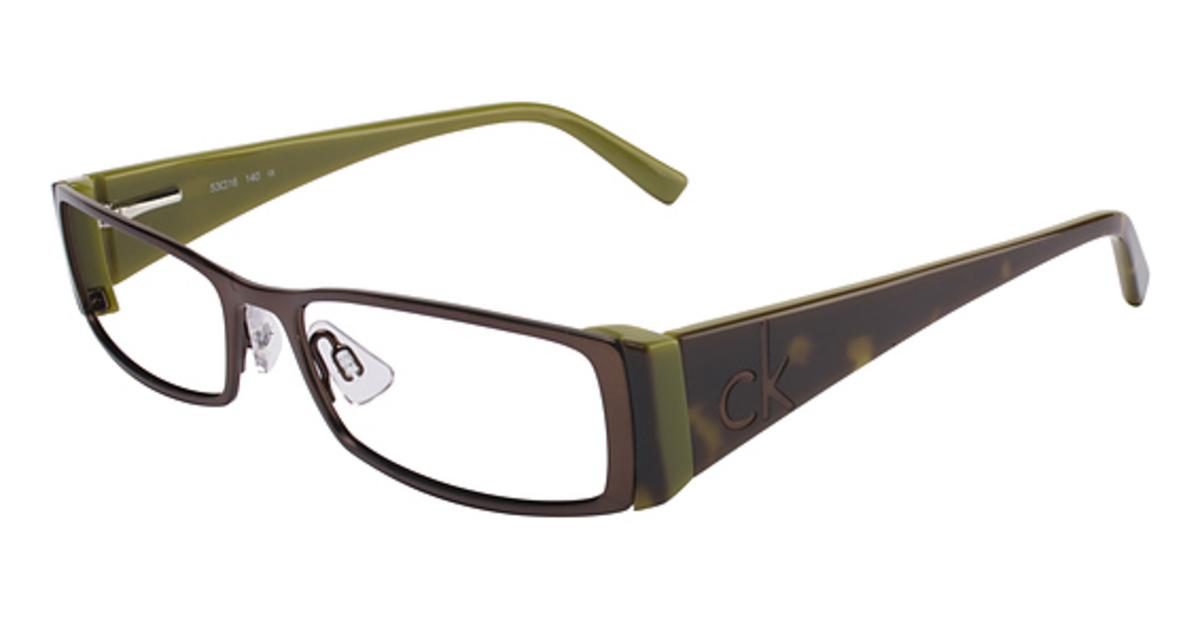 Calvin Klein Black Frame Glasses : cK Calvin Klein ck5213 Eyeglasses Frames