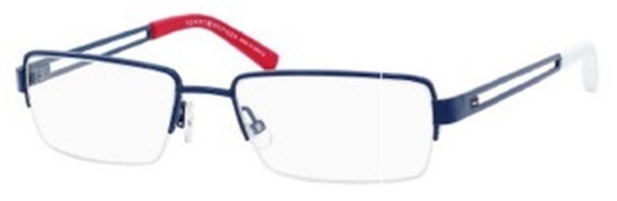 Eyeglasses Frames Tommy Hilfiger : Tommy Hilfiger 1024 Eyeglasses Frames