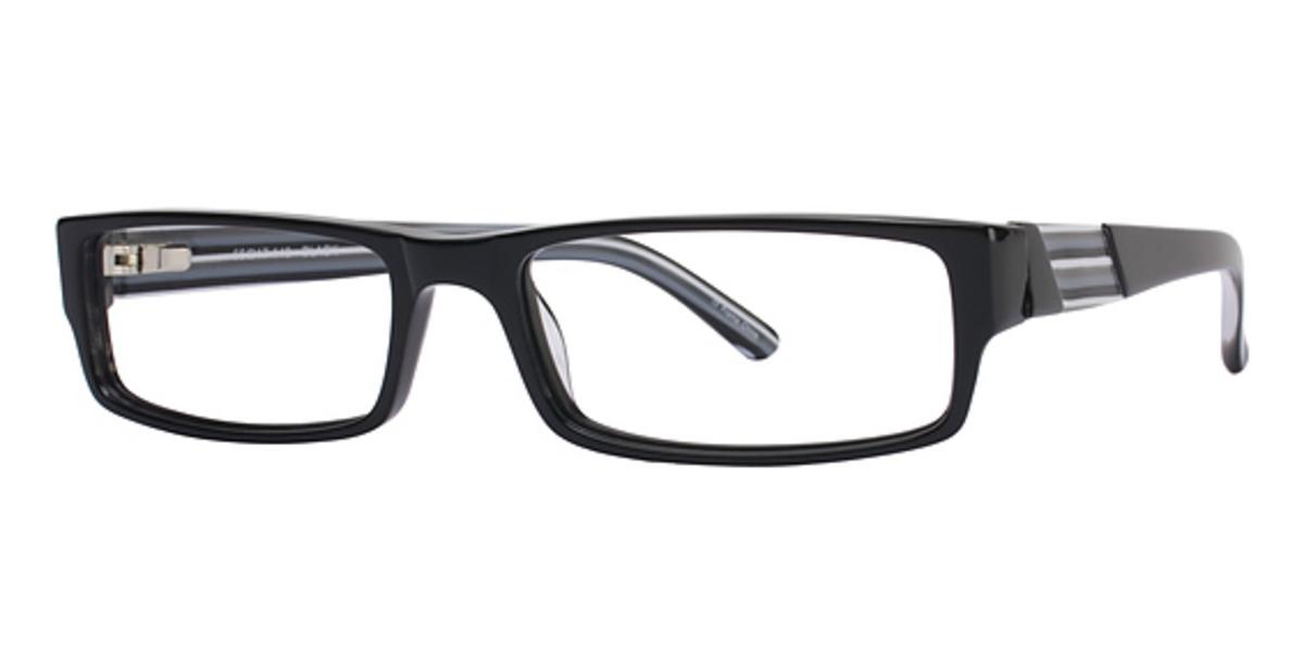 Alexander Julian Batik Eyeglasses Frames