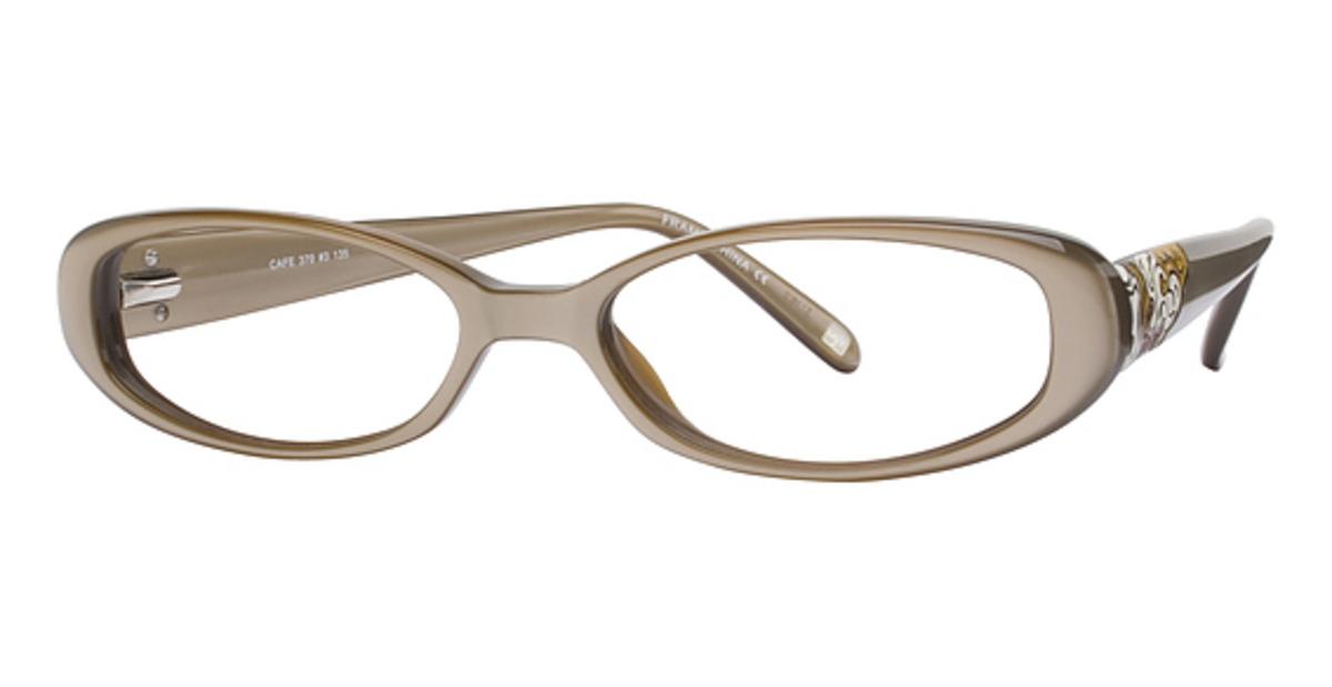 Silver Dollar cafe 370 Eyeglasses
