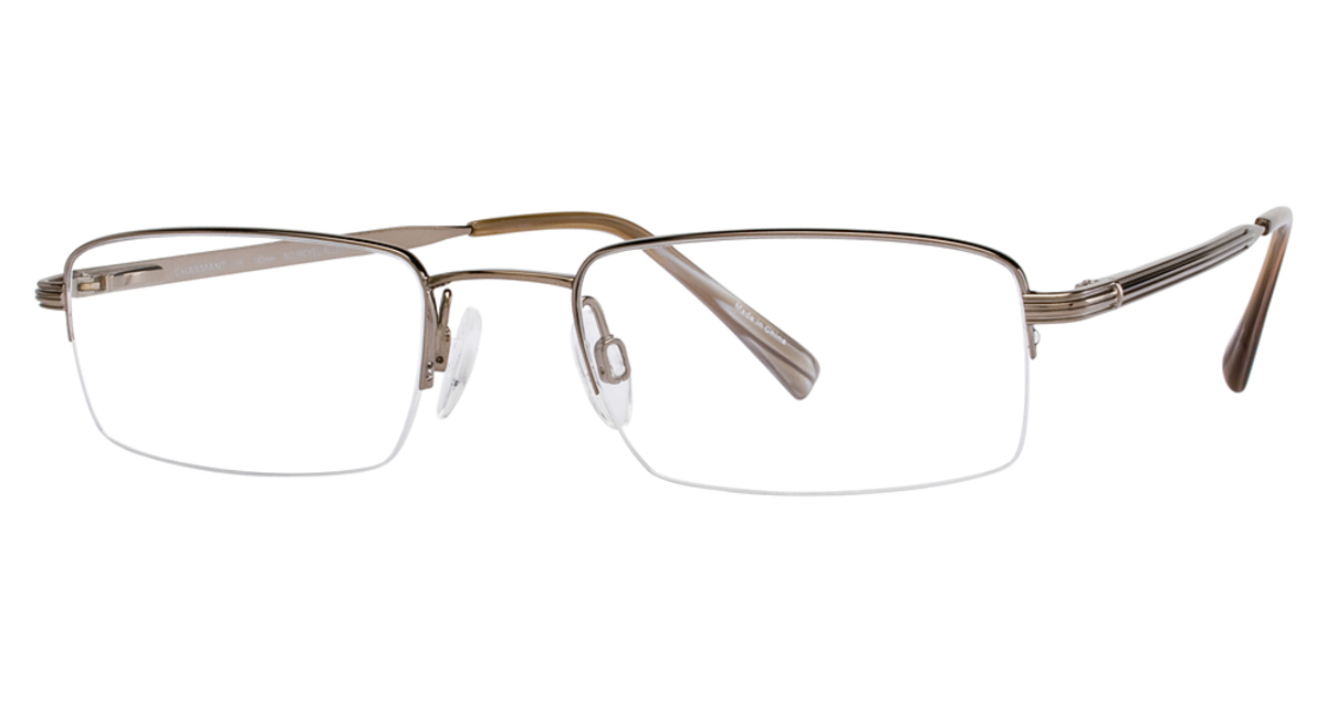 Eyeglass Frames Titanium : Charmant Titanium TI 8181 Eyeglasses Frames