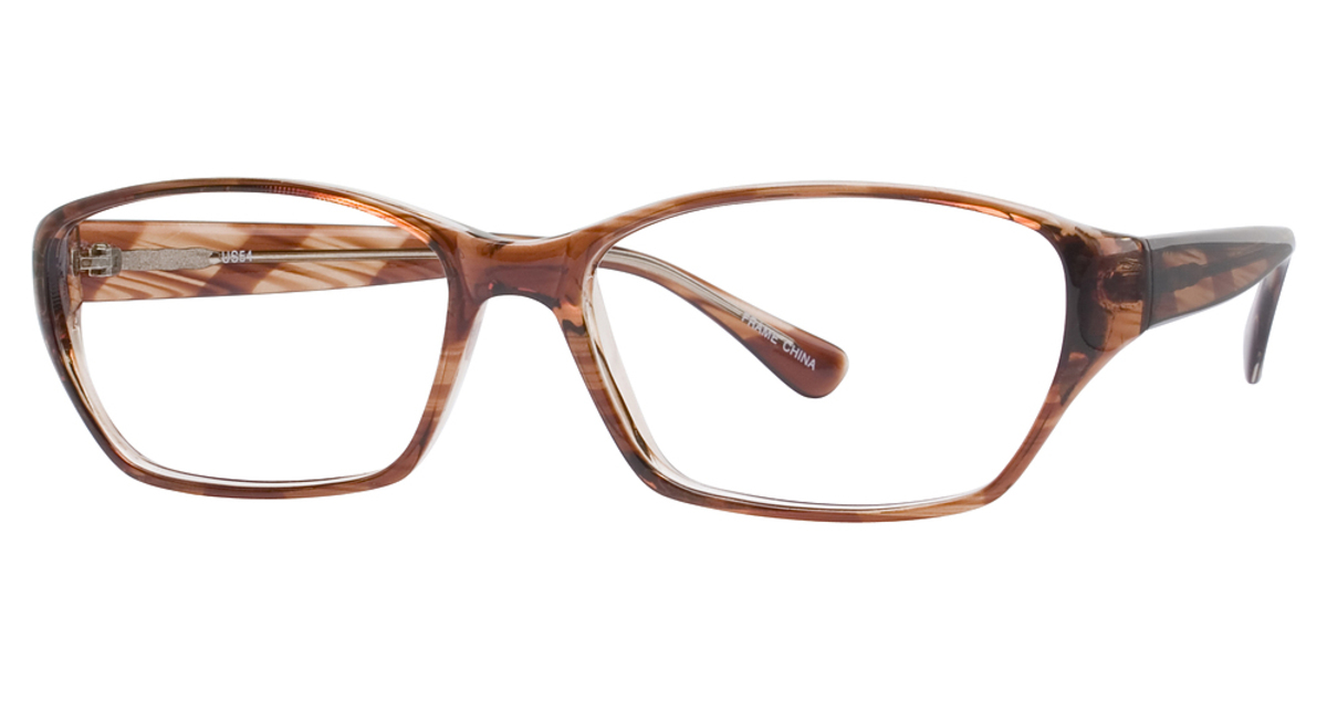 Glasses Frames Us : Capri Optics US 54 Eyeglasses Frames