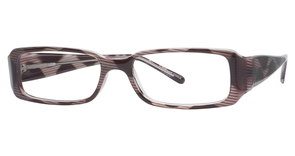 Glasses Frames Us : Capri Optics US 56 Eyeglasses Frames