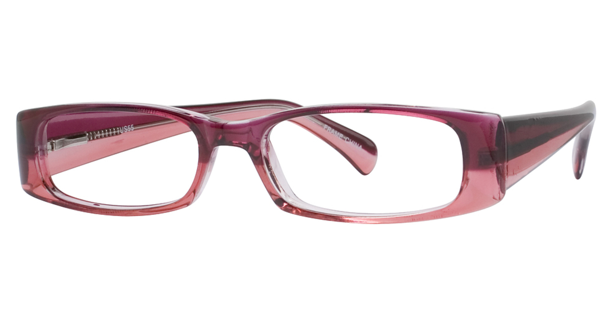 Glasses Frames Us : Capri Optics US 55 Eyeglasses Frames
