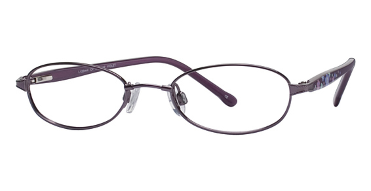 Jessica Mcclintock Glasses Frames : Jessica McClintock JMC 412 Eyeglasses Frames