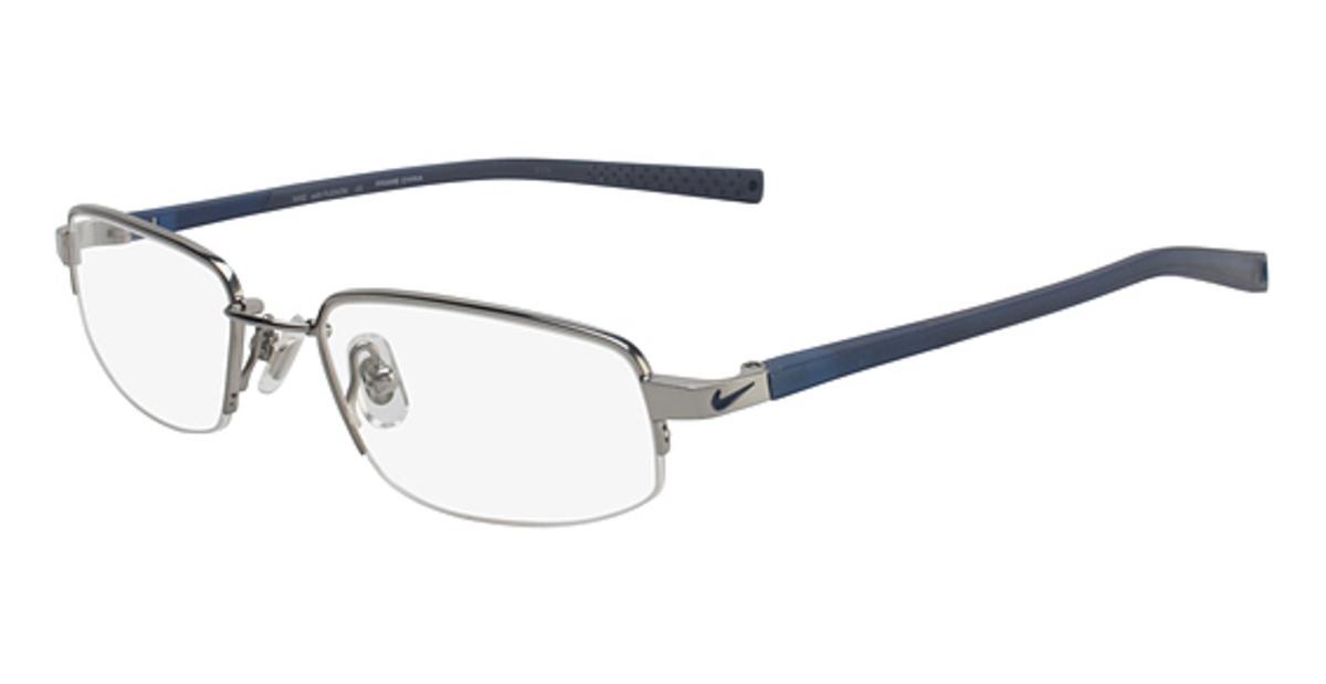 Nike Black Frame Glasses : Nike 4182 Eyeglasses Frames