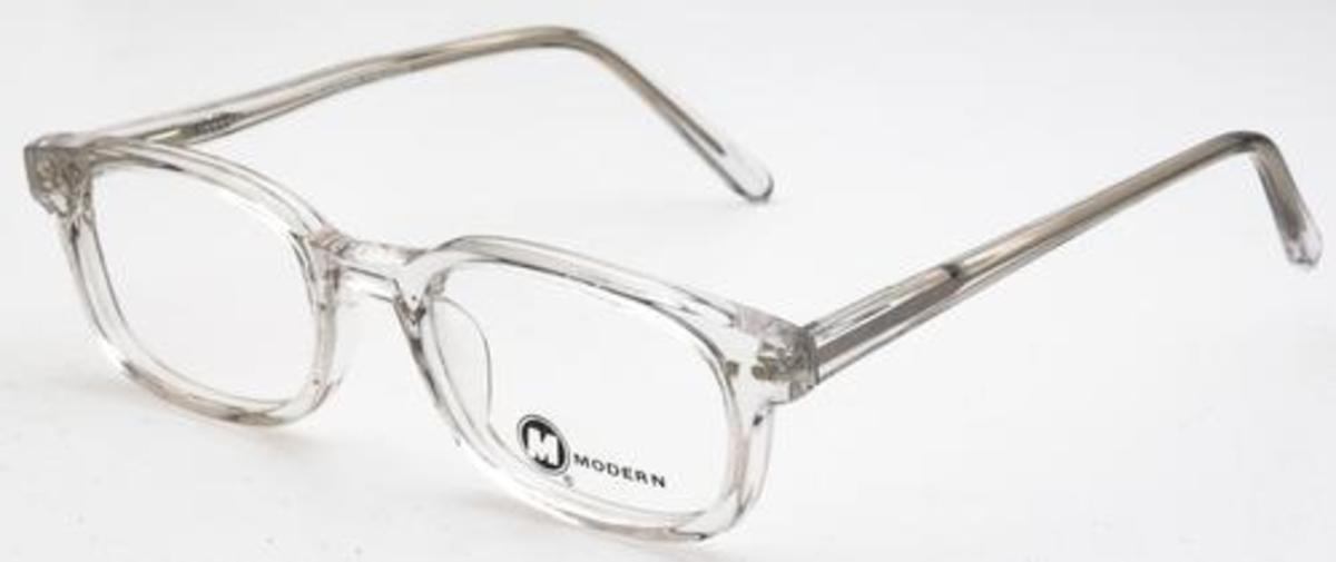 d585cac95ba Modern Optical Falcon Crystal Clear. Crystal Clear